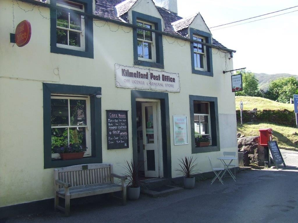 Kilmelford Shop and Cafe